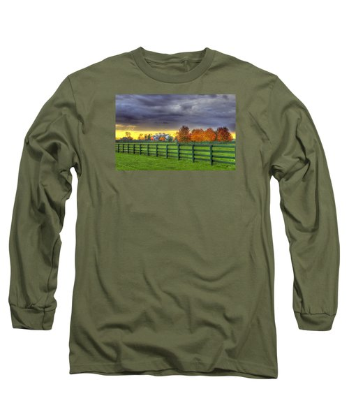 Shawanee Barn #2 Long Sleeve T-Shirt