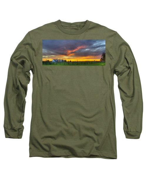 Shawanee Sunset Long Sleeve T-Shirt