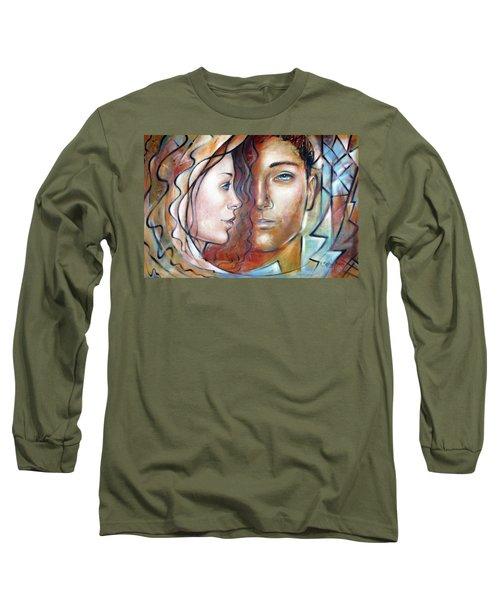 She Loves Me 140709 Long Sleeve T-Shirt