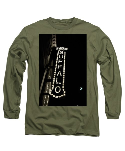 Shea's Buffalo Long Sleeve T-Shirt