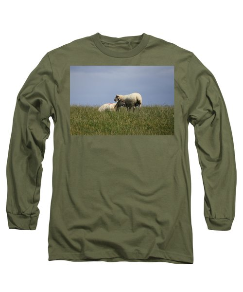 Sheep 4221 Long Sleeve T-Shirt