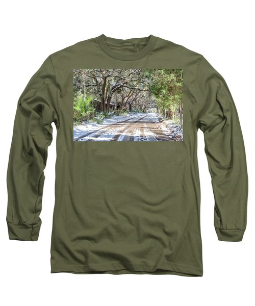 Sheep Farm - Snow Long Sleeve T-Shirt