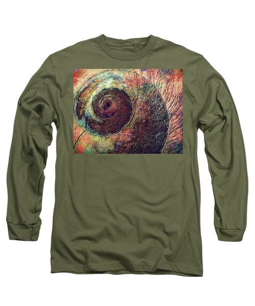 Shelled Long Sleeve T-Shirt