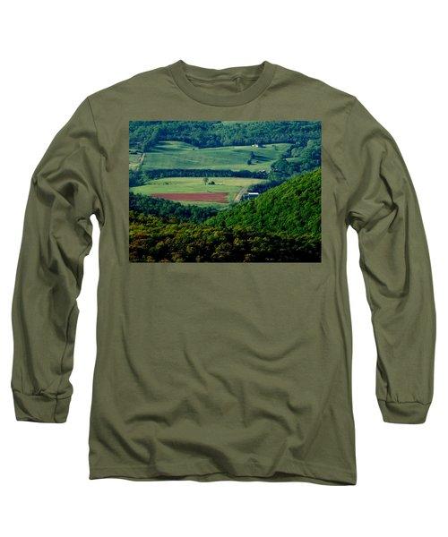 Shenandoah Valley 2 Long Sleeve T-Shirt