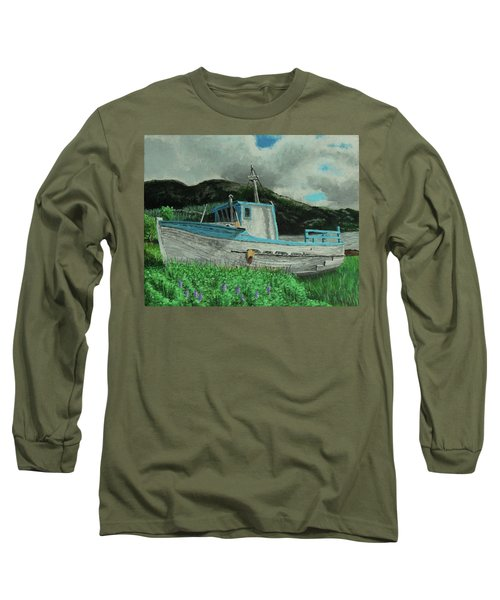 Sherry D Long Sleeve T-Shirt