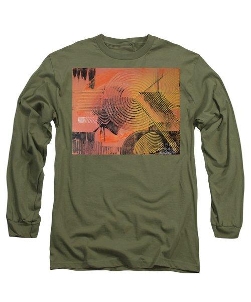 Shimmer Long Sleeve T-Shirt