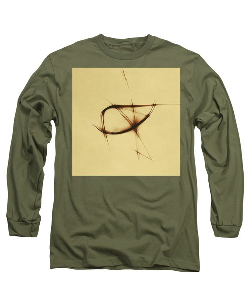 Shining Glyph #12 Long Sleeve T-Shirt