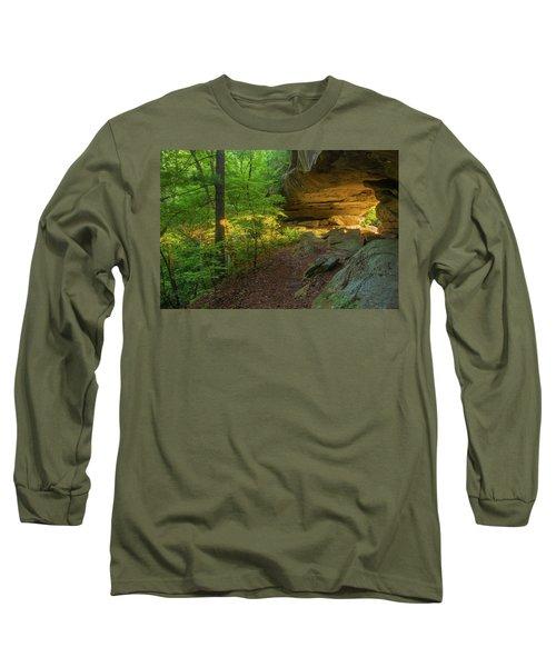 Shining Through.... Long Sleeve T-Shirt by Ulrich Burkhalter