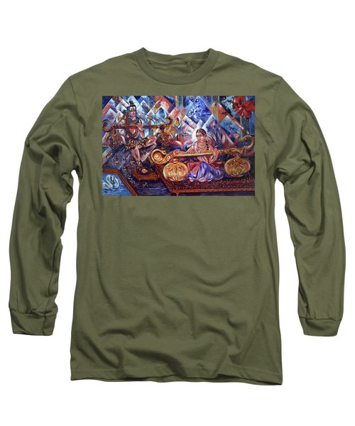 Shiva Parvati Long Sleeve T-Shirt
