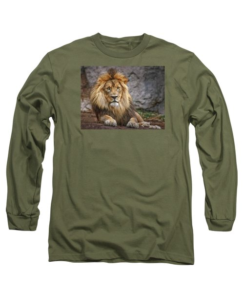 Long Sleeve T-Shirt featuring the photograph Shombay by Elaine Malott