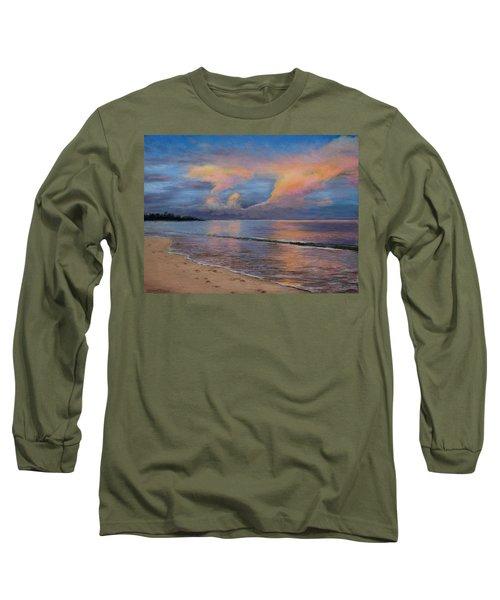 Shore Of Solitude Long Sleeve T-Shirt