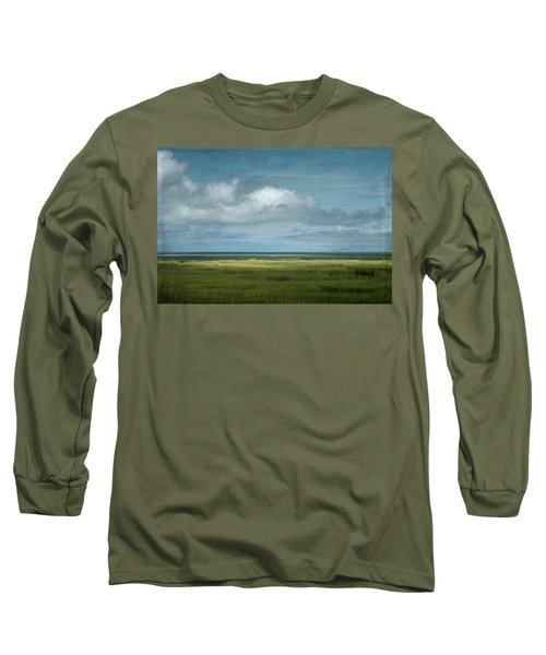 Short Wharf Creek 5 Long Sleeve T-Shirt