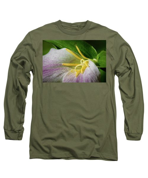 Showing Its Age Long Sleeve T-Shirt