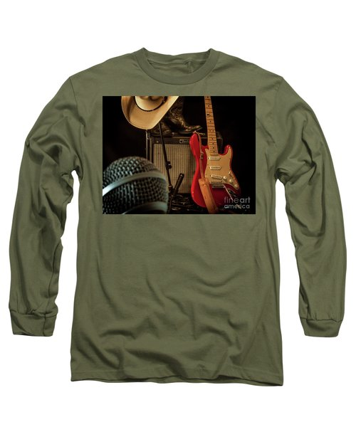 Show's Over Long Sleeve T-Shirt