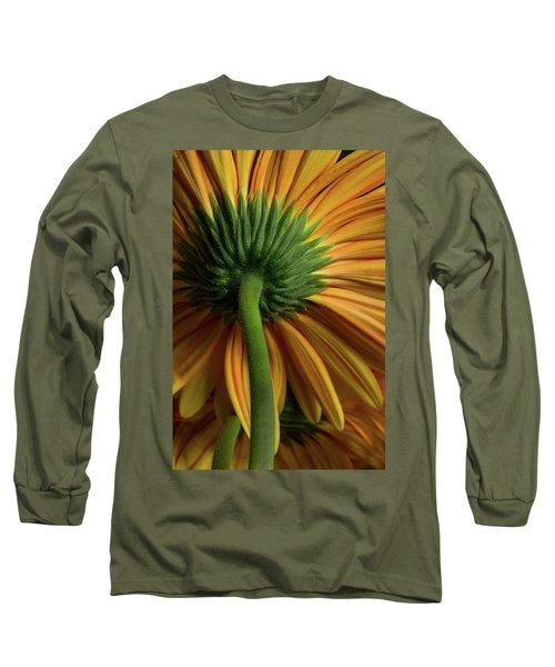 Shy Daisies Long Sleeve T-Shirt