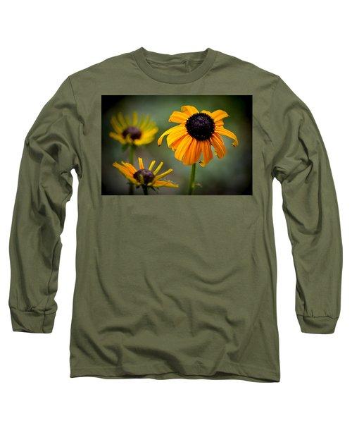 Shy Susan Long Sleeve T-Shirt