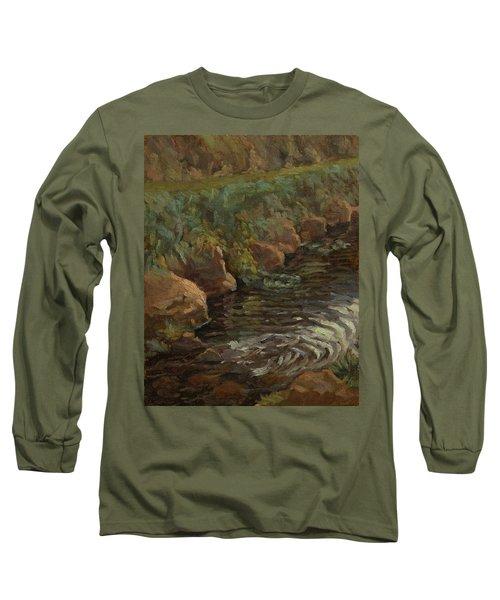 Sidie Hollow Long Sleeve T-Shirt