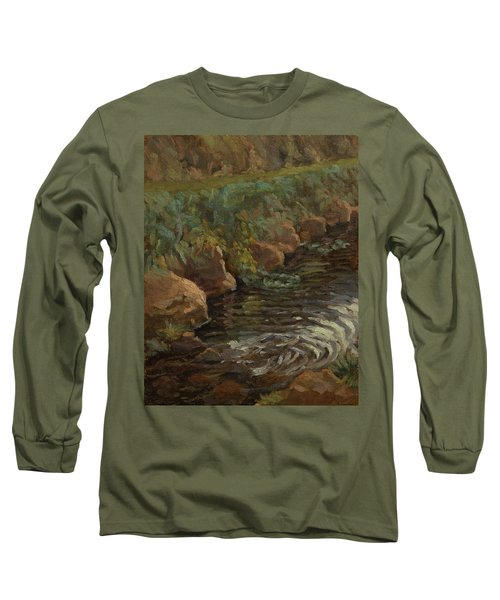 Sidie Hollow Long Sleeve T-Shirt