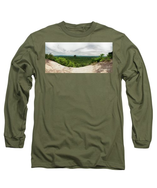 Sigiriya Panorama Long Sleeve T-Shirt