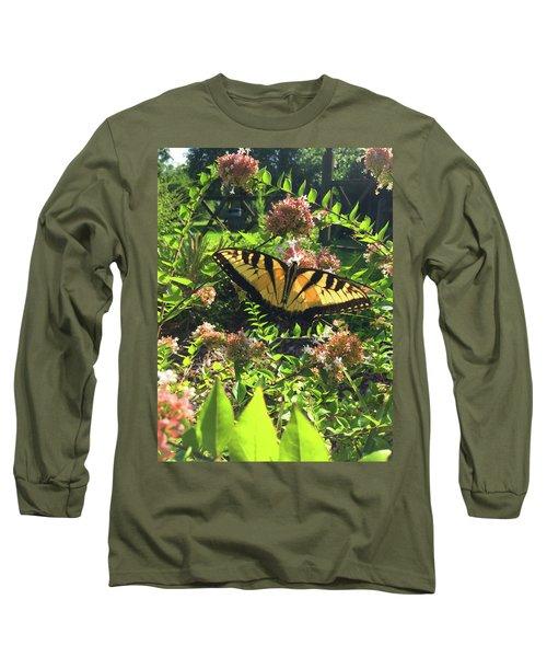 Silence Of Nature Long Sleeve T-Shirt