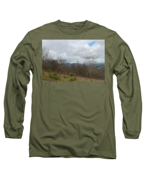 Silers Bald 2015b Long Sleeve T-Shirt