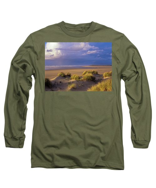 Siltcoos River Mouth Long Sleeve T-Shirt