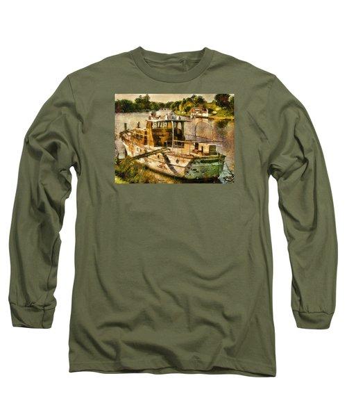 Silver Sonnet Long Sleeve T-Shirt