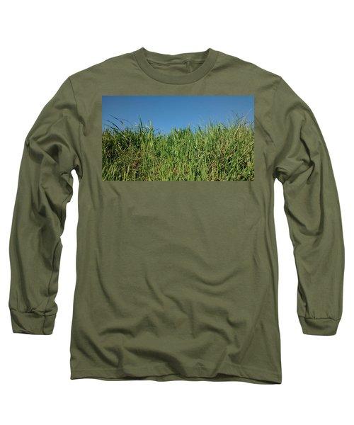Simple Prosperity  Long Sleeve T-Shirt