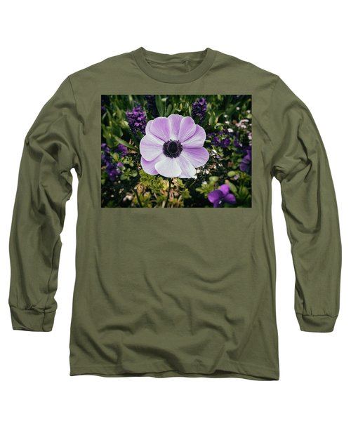 Simply Sweet Long Sleeve T-Shirt by Karen Stahlros
