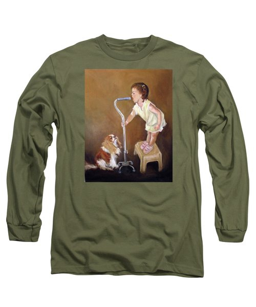 Singin In The Cane Part Two Long Sleeve T-Shirt