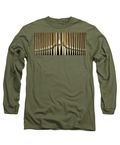 Singing Pipes Long Sleeve T-Shirt