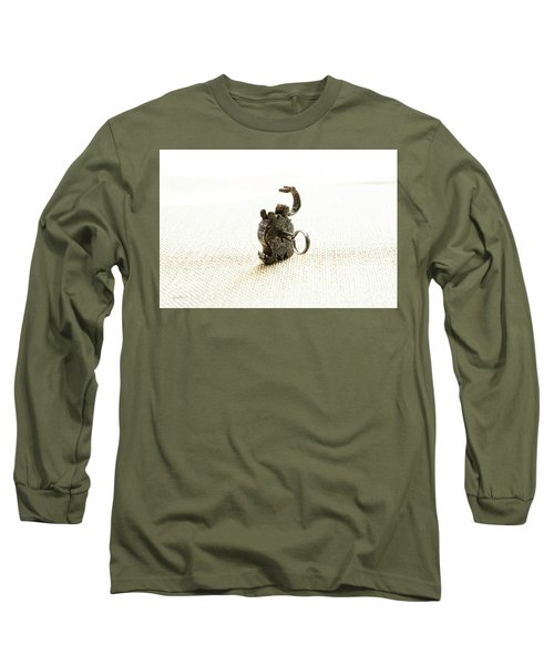 Single And Open Long Sleeve T-Shirt