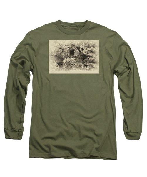 Single View Long Sleeve T-Shirt by Tamera James
