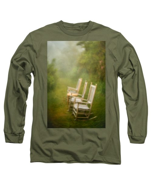 Sit A Spell Long Sleeve T-Shirt
