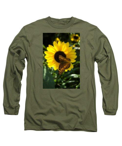 Sitting On The Sun Long Sleeve T-Shirt
