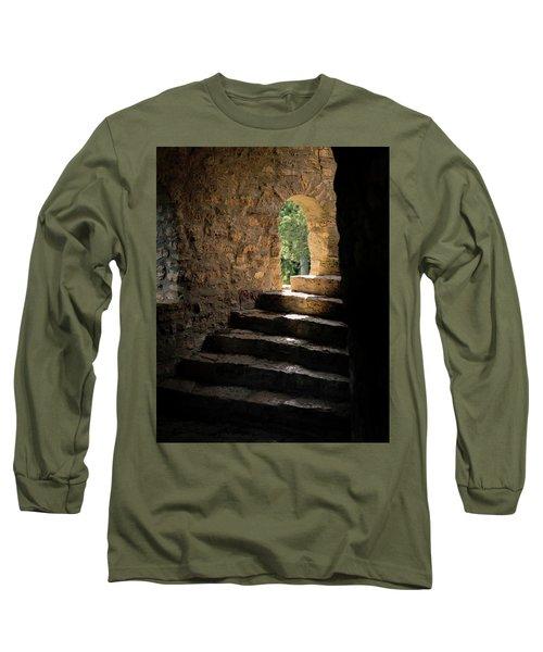 Six Steps And Sunlight Long Sleeve T-Shirt