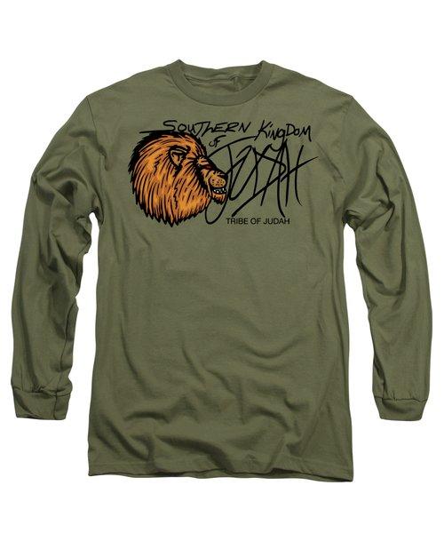 Sk Of Judah Long Sleeve T-Shirt