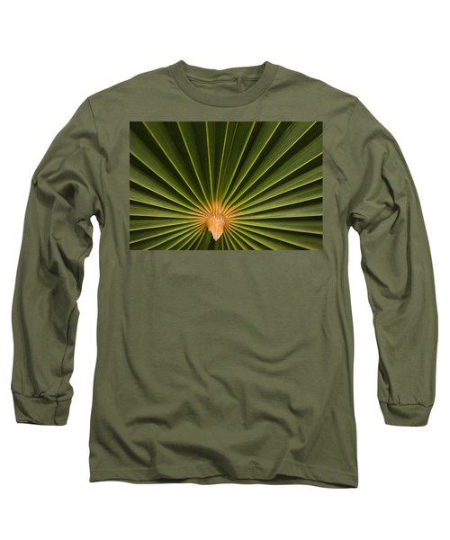 Skc 9959 The Palm Spread Long Sleeve T-Shirt