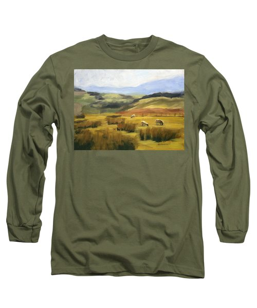 Skiddaw Massif  Long Sleeve T-Shirt