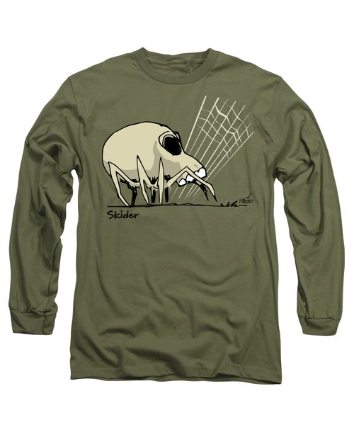 Skider Long Sleeve T-Shirt