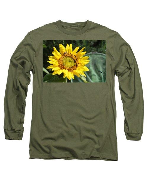 Skipping Spring Long Sleeve T-Shirt