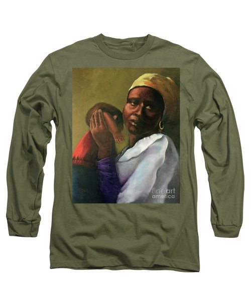Slaughter Of The Innocents Long Sleeve T-Shirt by Marlene Book