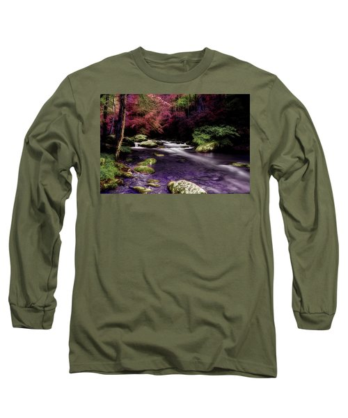 Sleep Walking Long Sleeve T-Shirt