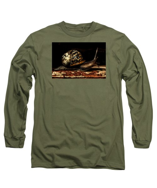 Slow Mover Long Sleeve T-Shirt