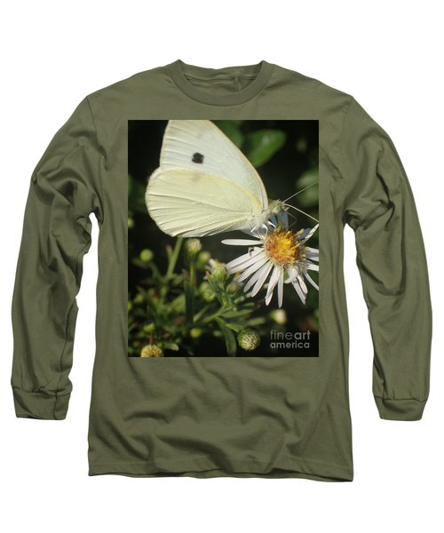 Sm Butterfly Rest Stop Long Sleeve T-Shirt