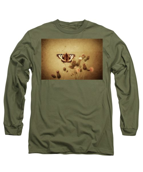 Small Tortoiseshell Long Sleeve T-Shirt