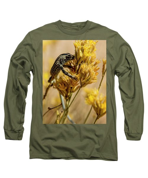 Smells Like Something Delicious Long Sleeve T-Shirt