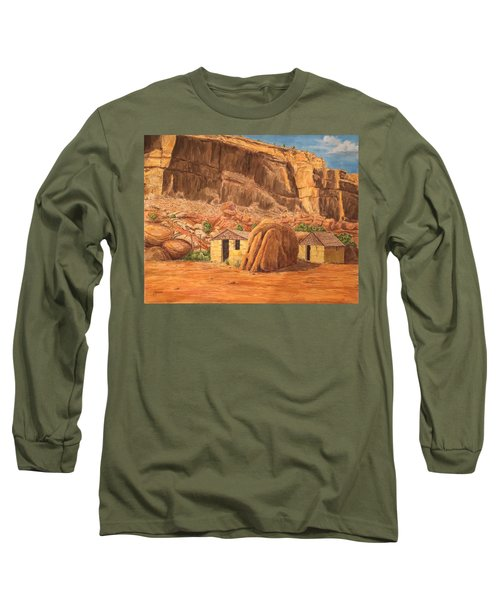 Smiths Cabin  Long Sleeve T-Shirt