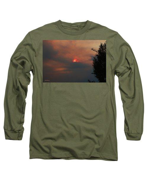 Smoke And Heat Long Sleeve T-Shirt