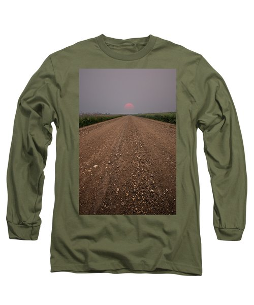 Smokey Road To Nowhere Long Sleeve T-Shirt